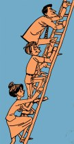 low-rung-on-the-corporate-ladder