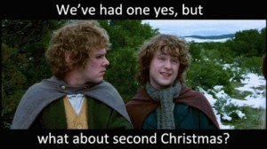 For my LOTR friends